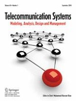 Telecommunication Systems 1/2018