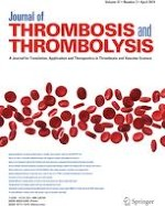 Journal of Thrombosis and Thrombolysis 3/2019