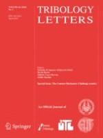 Tribology Letters 1/2004