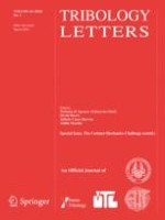 Tribology Letters 1/1997