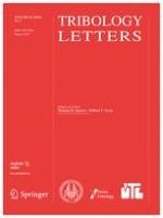 Tribology Letters 1/2011
