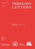 Tribology Letters 2/2011