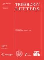 Tribology Letters 3/2011