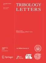 Tribology Letters 1/2013