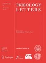 Tribology Letters 3/2013