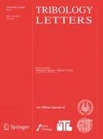 Tribology Letters 1/2016