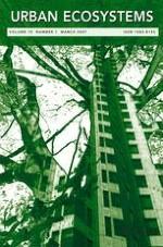 Urban Ecosystems 1/2007