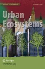 Urban Ecosystems 4/2016