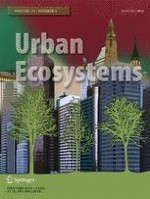 Urban Ecosystems 4/2018