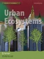 Urban Ecosystems 6/2018