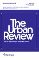 The Urban Review 2/2015