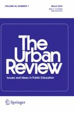 The Urban Review 1/2016