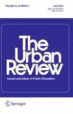 The Urban Review 2/2016