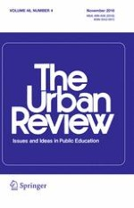 The Urban Review 4/2016