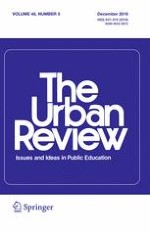 The Urban Review 5/2016