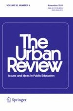 The Urban Review 4/2018