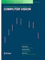 International Journal of Computer Vision 1/2019