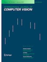 International Journal of Computer Vision 1/2020