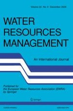 Water Resources Management 6/2006