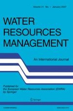 Water Resources Management 1/2007