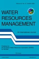 Water Resources Management 10/2008