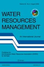 Water Resources Management 8/2008