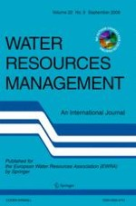 Water Resources Management 9/2008
