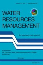 Water Resources Management 11/2011