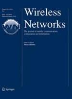 Wireless Networks 1/2016