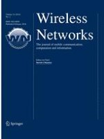Wireless Networks 2/2018