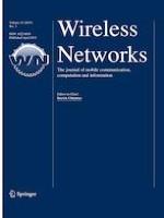 Wireless Networks 3/2019