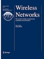 Wireless Networks 8/2019