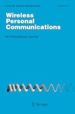 Wireless Personal Communications 3/2019