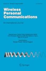 Wireless Personal Communications 3/2020
