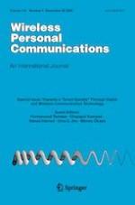 Wireless Personal Communications 4/2020