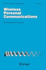 Wireless Personal Communications 4/2021