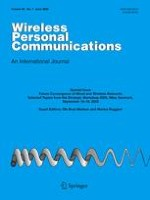 Wireless Personal Communications 1/2006