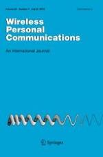 Wireless Personal Communications 1/2012