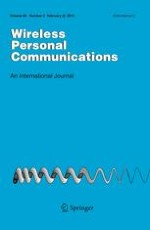 Wireless Personal Communications 3/2013