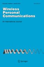Wireless Personal Communications 4/2015