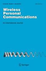 Wireless Personal Communications 4/2016