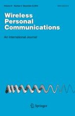 Wireless Personal Communications 3/2016