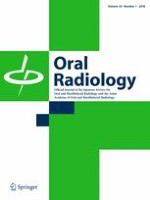 Oral Radiology 1/2018