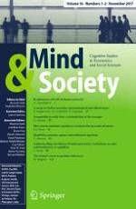 Mind & Society 1-2/2017
