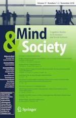 Mind & Society 1-2/2018