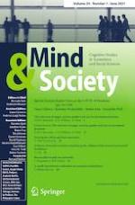 Mind & Society 1/2021
