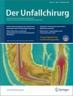 Der Unfallchirurg 9/2009