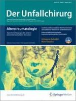 Der Unfallchirurg 8/2011