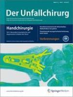 Der Unfallchirurg 7/2012