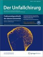 Der Unfallchirurg 8/2013